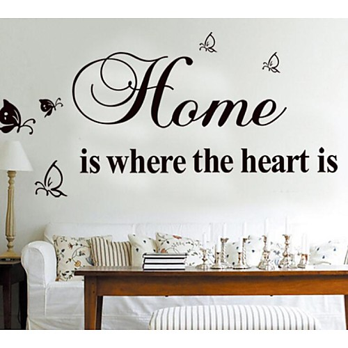 Wall stickers for dining room