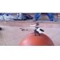 3 채널 I-헬리콥터 777-172와 아이폰, 아이팯, 아이팟터치로 조종되는Gyro (화이트)