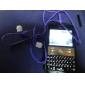 fones de ouvido elegante de alta qualidade para iphone 6/6 mais