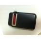 смарт карман CallID кожаный чехол для iphone 4/3g/3gs
