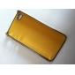 гальваническим полоса узорной защитный чехол для iphone 4 и 4S (разных цветов)