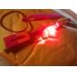 Objet Volant LED Avec Elastique (2 LED Colorées / 1 Ensemble)