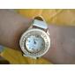 Mulheres Relógio Casual Japanês Quartzo Banda Branco