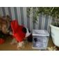개 코스츔 / 후드 / 의상 레드 강아지 의류 겨울 / 모든계절/가을 동물 귀여운 / 코스프레
