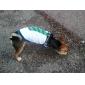 Dog Shirt / T-Shirt White Dog Clothes Summer Spring/Fall Stripe Fashion Holiday