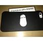 estilo simples, com slot para cartão de hard case para iPhone 5/5s (cores sortidas)
