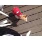 Local padrão bowknot vestidos estilo para cães (S-XXL)