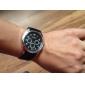 Unisex PU Analog Quartz Wrist Watch (Assorted Colors) Cool Watches Unique Watches