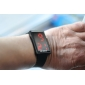 Unisex Silicone with Big Digital LED Wrist Watch (Assorted Colors)