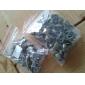 11мм Пентакль металла заклепки (содержат 100 фото)
