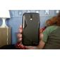Para Samsung Galaxy Capinhas Case Tampa Other Capa Traseira Capinha Cor Única TPU para Samsung S4