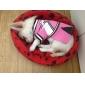 Vestido em Algodão Pooch¡¯s para Cachorros (Rosa, Vários Tamanhos)