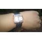 Женские Модные часы Часы-браслет Кварцевый сплав Группа Блестящие Леопард Элегантные часыЧерный Белый Синий Красный Золотистый Розовый