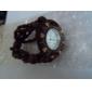 Bracelet de Montre Bande Bohème Marron