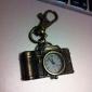 Women's Keychain Watch Quartz Band Vintage