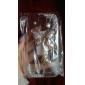 Violet cas de dos de papillon de la frontière pour Samsung Galaxy i9500 S4