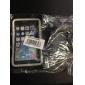 Pour Coque iPhone 5 Brassard Coque Brassard Coque Couleur Pleine Flexible Tissu iPhone SE/5s/5