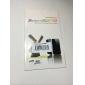 Protection d'Ecran Anti-Espion avec Chiffon de Nettoyage pour iPhone 5