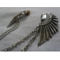 Men's Women Brooches Alloy Copper Unique Design Fashion Others Wings / Feather Jewelry Daily