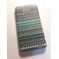Blue Geometric Figure Pattern TPU Soft Case for Samsung S2 i9100