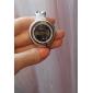 Женская сплава аналогового кварцевые часы браслет (разных цветов)