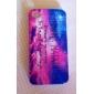 caso de volta de plástico para iPhone 4 / 4S