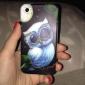Прекрасный Соловей Pattern Силиконовый мягкий чехол для iPhone4/4S