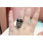 Ретро кольцо с совой