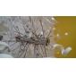 3W G9 Lâmpadas Espiga T 48 SMD 3528 150 lm Branco Natural AC 220-240 V