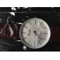 Часы наручные кварцевые аналоговые с ремешком из кожзама