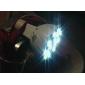 7W Точечное LED освещение MR16 15 SMD 5630 570 lm Холодный белый DC 12 V
