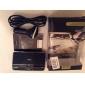 Kit sem fio Bluetooth viva-voz mãos-livres carro com carregador de carro Suporta GPS MP3 Audio
