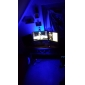 자동차 60cm 30x1210 SMD LED 파란색 빛 스트립 램프 (DC 12V)