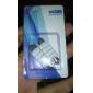 Merdia 3W 300LM Festoon 42mm16x3528SMD LED Blue Light Car lâmpada de leitura / luz de freio (Pair / 12V)
