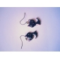 Women's Drop Earrings Cute Style Costume Jewelry Resin Alloy Animal Shape Cat Jewelry For Daily