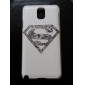 Matte Skin S Logo Painting Pattern Plastic Hard Back Case Cover for Samsung Galaxy Note3 N9000