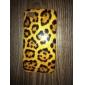 Etui Rigide Motif Léopard pour iPhone 4/4S - Multicolore