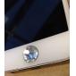 아이폰과 삼성에 대한 toophone® joyland 3.5mm의 크리스탈 다이아몬드 원형 버튼 스티커