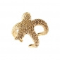 Women's exaggerated personalised Starfish-shaped ring (random color)