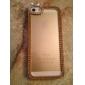 고급 크리스탈 라인 스톤 다이아몬드 아이폰 5 / 5S 투명한 명확한 하드 다시 케이스 커버를 블링