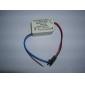 Puissance 5W pour Ampoule LED (CA 85-265V)