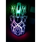 USB2.0 6D Игры мышь 2000DPI LED Цвет Сдвиг в каждые 3 секунды в 7 цветов