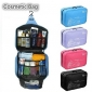 Travel Insert  Portable Cosmetic Handbag Organiser Purse Large Liner Tidy Makeup Travel Toiletries Bag