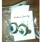 Original Single Retro Punk Devil Eyes Earrings Exaggerated Influx Jewelry