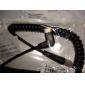 V1.4 MINI HDMI Cable MINI HDMI Male to HDMI Male Gold Plated Right Elbow Spring Line
