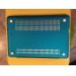 맥북 용 솔리드 컬러 프로스트의 PC 하드 케이스