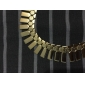 Femme Collier court /Ras-du-cou Col Colliers Vintage Bijoux Platiné Plaqué or Bijoux Fantaisie bijoux de fantaisie Bijoux Pour Mariage