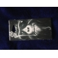 Smoking Monkey Pattern Clearly PC Hard Case for Sony Xperia M2 S50h