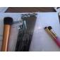 1PCS or Nylon cheveux Aluminium Poignée Maquillage Blush / Fondation / Pinceau Poudre (type aléatoire, 17x3x2cm)