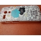 Дело Хорошо мультфильм Pattern Письмо головоломки Пластиковые Футляр для Motorala Moto G
